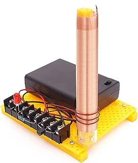 10Pcs 2mH 5A a18061100ux0026 uxcell Toroid magn/étique Inducteur monocouche Fil fil/ée Vent 10/MH 3/A Bobine dInductance