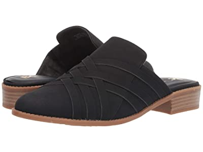 Seychelles BC Footwear by Seychelles Reflection Pool (Black V-Nubuck) Women