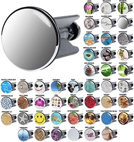 Waschbeckenstöpsel Classic, viele schöne Waschbeckenstöpsel zur Auswahl, hochwertige Qualität ✶✶✶✶✶