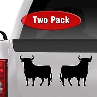 osborne bull sticker