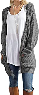 Best women's thick cardigans Reviews