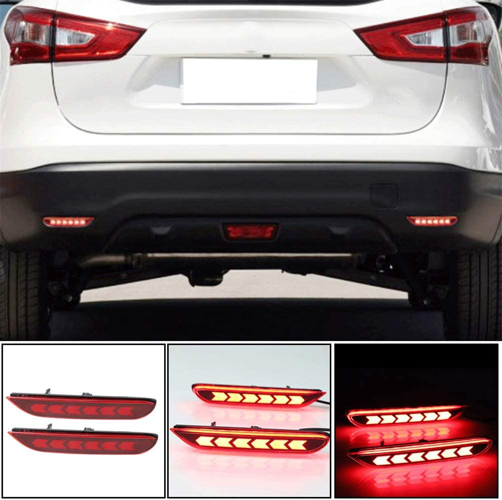Fashionable Super Bright Auto TailLight Assembly For Altima Rogue Nissan Spo overseas