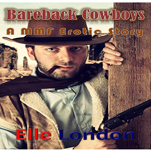 Bareback Cowboys audiobook cover art