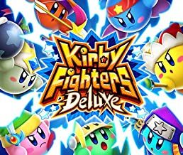 Kirby Fighters Deluxe - 3DS [Digital Code]