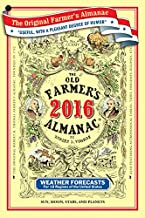 The Old Farmer 's almanac لعام 2016