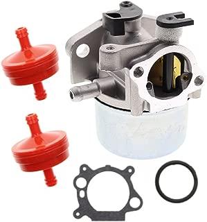 Carbhub 675 190cc Carburetor for Briggs & Stratton Gold 6.25 6.75 HP MRS Push Mower 675 190cc Carburetor