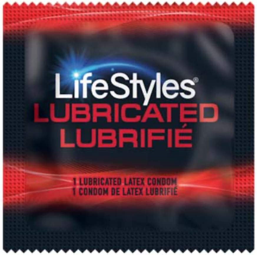 LifeStyles ULTRA LUBRICATED Condoms - Also available in quantities of 12, 25, 50 (100 condoms)