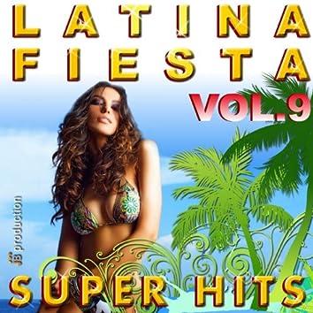 Latina Fiesta Best Hits, Vol. 9 (Gipsy fever)