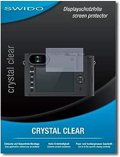 , Antirreflectante Anti-Reflex Anti-Huella Dactilar Anti-Ara/ñazos 2 Piezas Pel/ícula Protectora Mate SWIDO Protector de Pantalla para Leica Q2