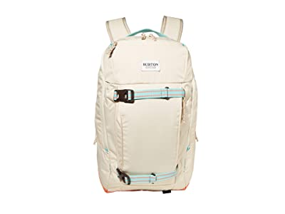 Burton Kilo 2.0 Backpack (Creme Brulee Triple Ripstop Cordura) Backpack Bags