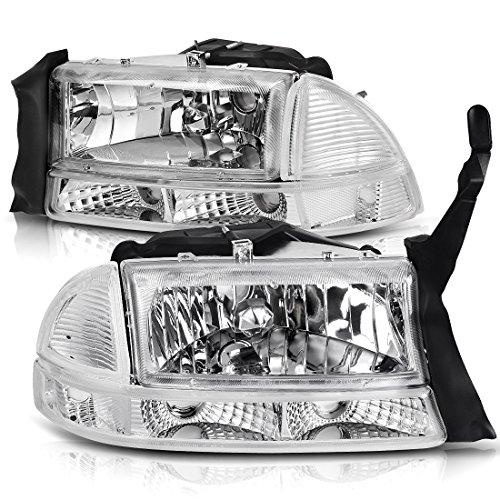 01 dodge dakota headlights - 2