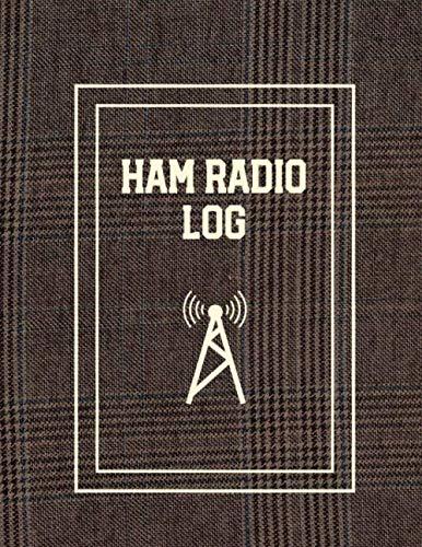 Ham Radio Log: Amateur Station, Operator Logbook, Contact Operators, Notebook, Frequency Test Radiowave Book PDF Books