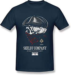 Skull ZF 1919 Shelby Company by Order of The Peaky Blinders Shirt T-Shirt for Men