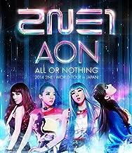 2014 2NE1 WORLD TOUR - ALL OR NOTHING - in JAPAN [BLU-RAY] (Japan Version)[+ 2NE1 poster][+2NE1 autograph photo][+2NE1 mini postcard][+2NE1 message photocard]
