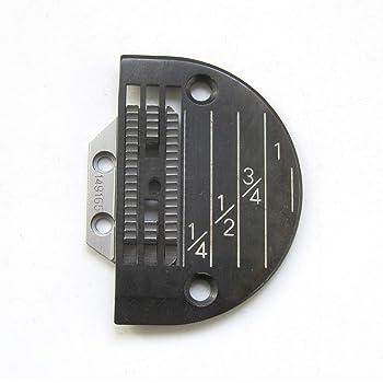KUNPENG - # 149165 + 143169LGB 1conjunto placa de aguja Y máquina ...