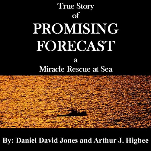 Promising Forecast audiobook cover art
