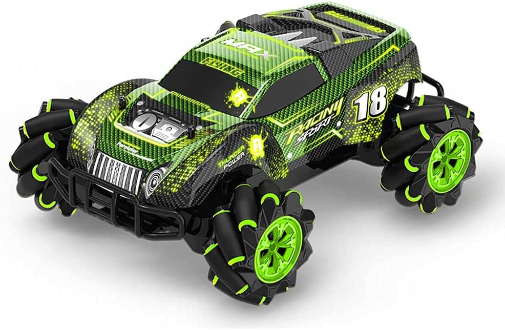 Weaston 2.4G Remote Control Car Special Campaign with and 4WD Music Drifti Light Over item handling
