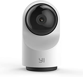 YI AI-Powered 1080p WiFi IP Home Security System & Baby Monitor