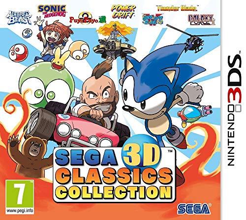 Sega 3D Classics Collection [Importación Francesa]