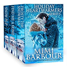 Holiday Heartwarmers Trilogy by [Mimi Barbour]