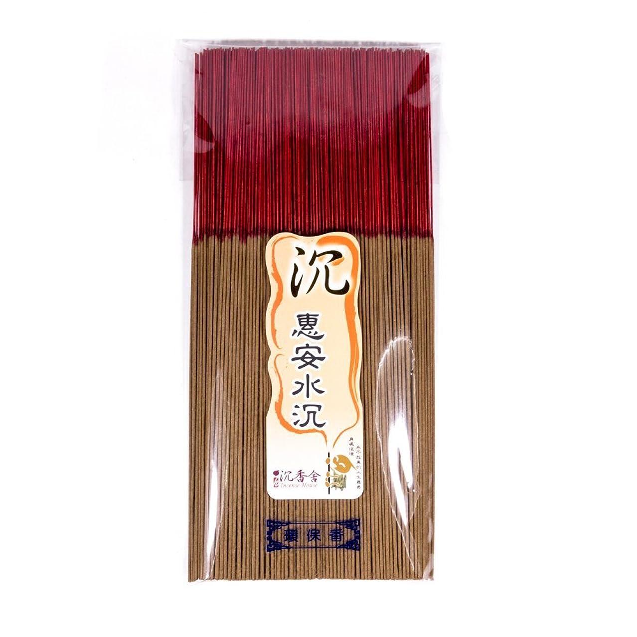 クアッガ起きての間に台湾沉香舍 惠安水沈香 台湾のお香家 - 沈香 30cm (木支香) 300g 約400本