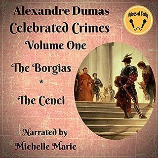 The Borgias and the Cenci cover art