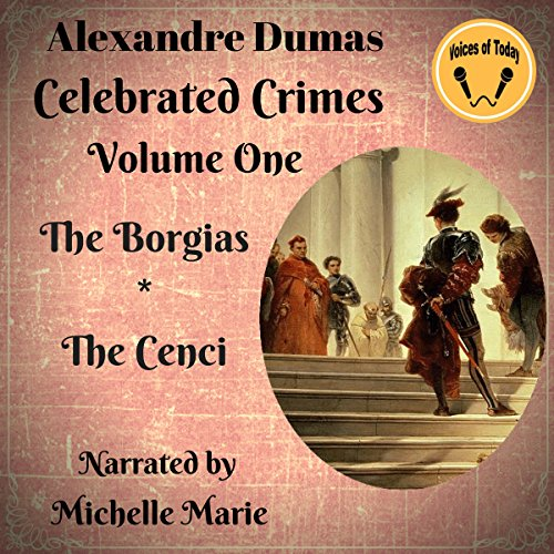 Couverture de The Borgias and the Cenci
