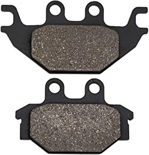 Motorcycle Rear Brake Pads For Yamaha Yzf-R 125 Yzf-R125 Yzfr125 2008 2009 2010 2011 2012 (1Pair)