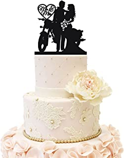 Best dirt bike cake toppers for weddings Reviews