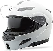 Gmax Gm54S Modular Helmet Pearl White Xxl/Xx-Large