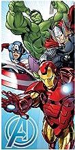 Jerry Fabrics Marvel Avengers Blau Handtuch