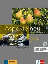 Aspekte neu c1, libro de ejercicios con cd: Arbeitsbuch C1 + Audio-CD: Vol. 3