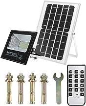 LED Solar Security Lights, Motion Outdoor Super Bright Solar Board med fjärrkontroll Vattentätt översvämningsbelysning 180...