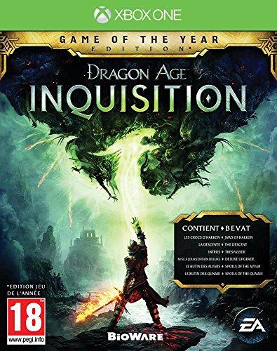 Sconosciuto Dragon Age Inquisition: Gioco dell'anno