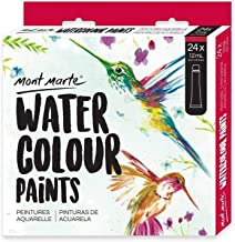 Mont Marte Paint Set - Watercolour Paint 24pc x 12ml