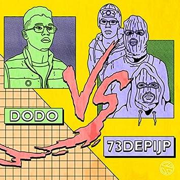 DODO vs 73 DE PIJP