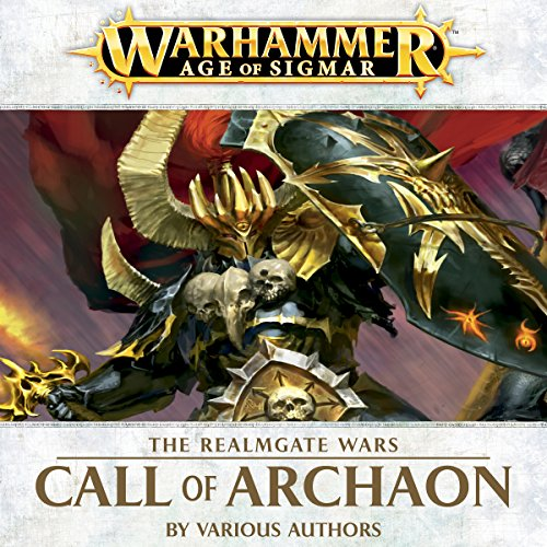 Call of Archaon: Age of Sigmar audiobook cover art