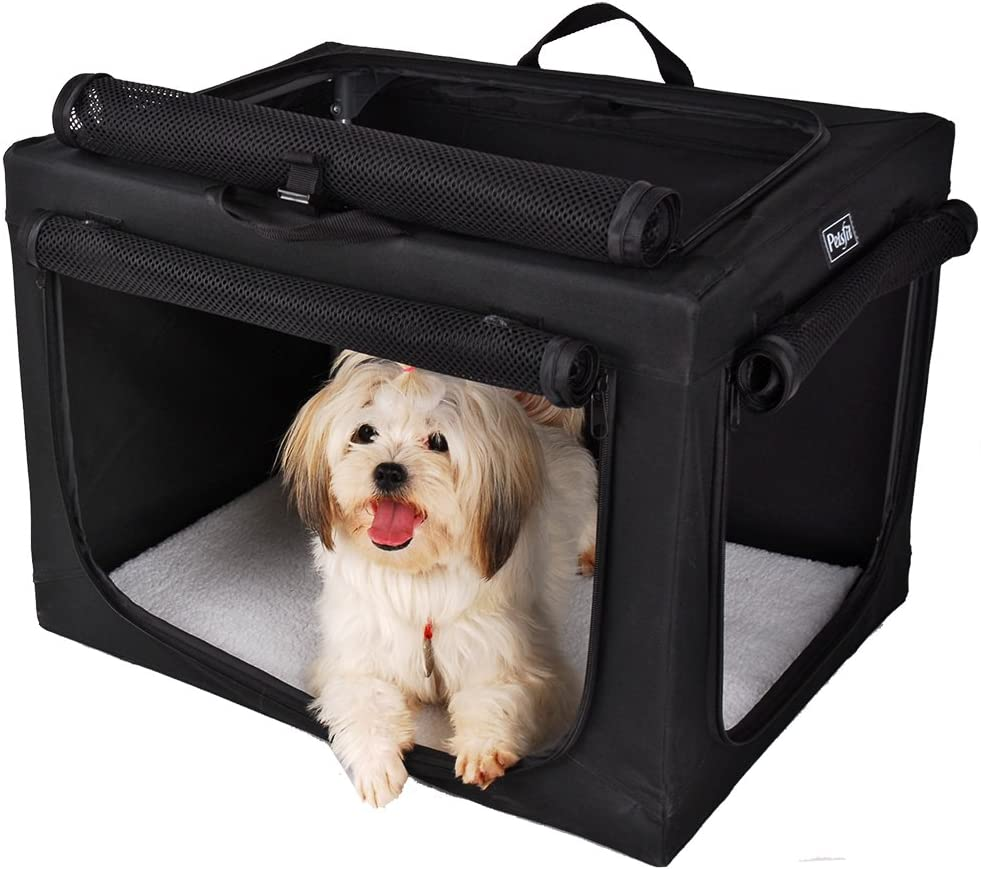 Petsfit Free Shipping New Travel Pet Home Indoor Steel Outdoor Dog Frame 1 year warranty for