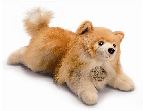 entrega de rayos Russ Berrie Yomiko - Perro Perro Perro Pomerania de peluche (43 cm)  Hay más marcas de productos de alta calidad.