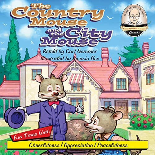 The Country Mouse and the City Mouse cover art