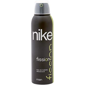 Nike Fission Deo for Men, Green, 200ml