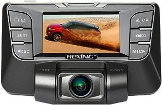 Máy thâu hình đặt trên xe ô tô – REXING S300 Dash Cam Pro with 1080P 170 Degree Wide Angle