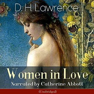 Women in Love audiobook cover art
