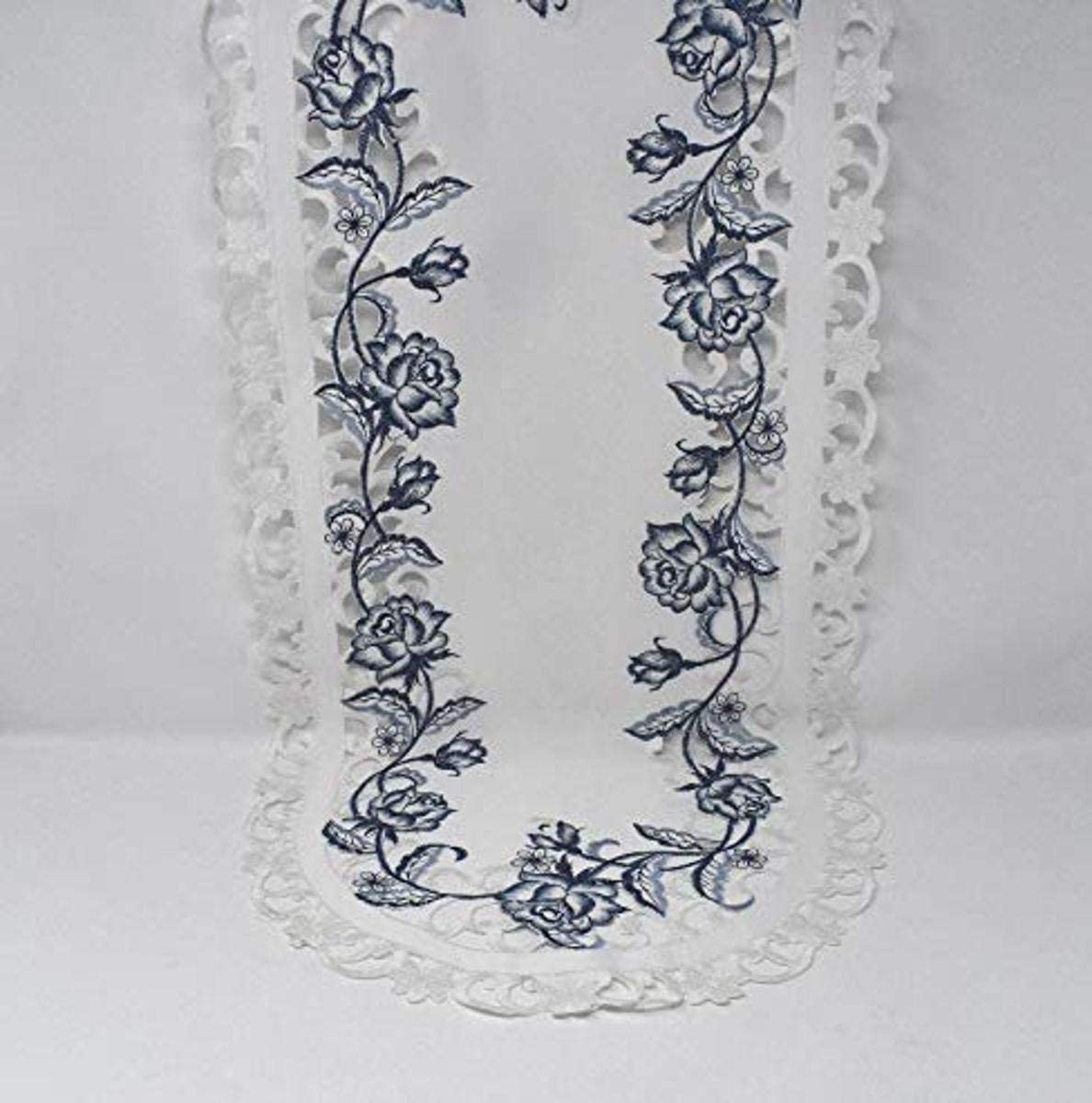 Dealing full price Latest item reduction SAINTY H8459 B- 16x54 Delft Blue Table 16