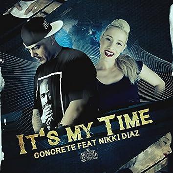 It's My Time (feat. Nikki Diaz) - Single