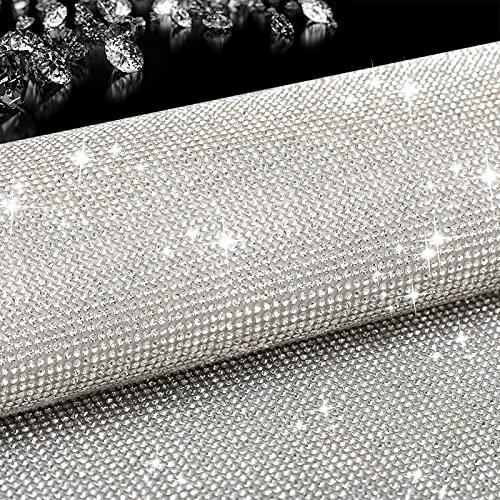 Beadsland Láminas autoadhesivas de 40 x 24 cm con brillantes de cristal...