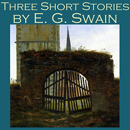 『Three Short Stories by E. G. Swain』のカバーアート