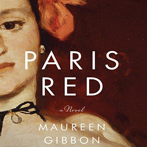 Paris Red audiobook cover art