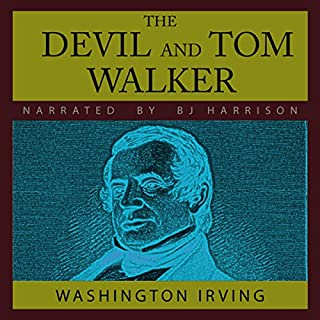 The Devil and Tom Walker cover art