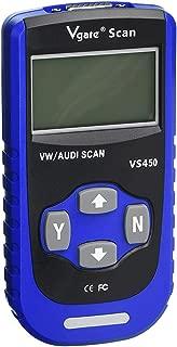 VS450 OBDII EOBD Auto Scanner Diagnostic Tool Code Reader for CAN VW/Audi